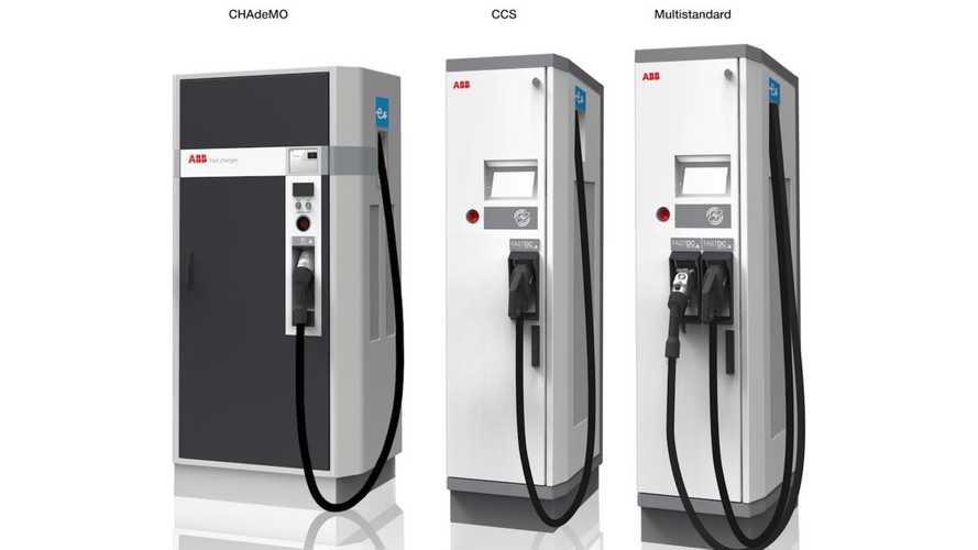 US' First Public ABB Fast Charger Now in Service
