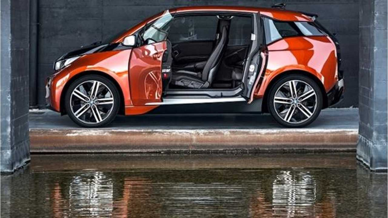 If The Most All-Electric Range Under $40,000* Is Your Thing, The BMW i3 Is Probably For You