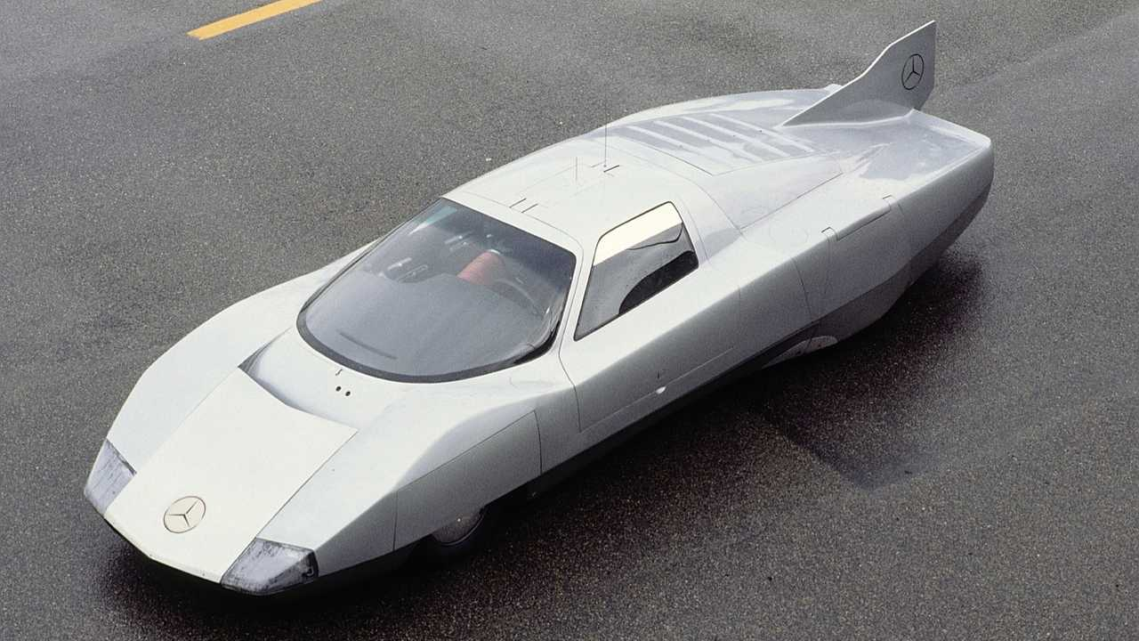 Mercedes-Benz C 111 Cars