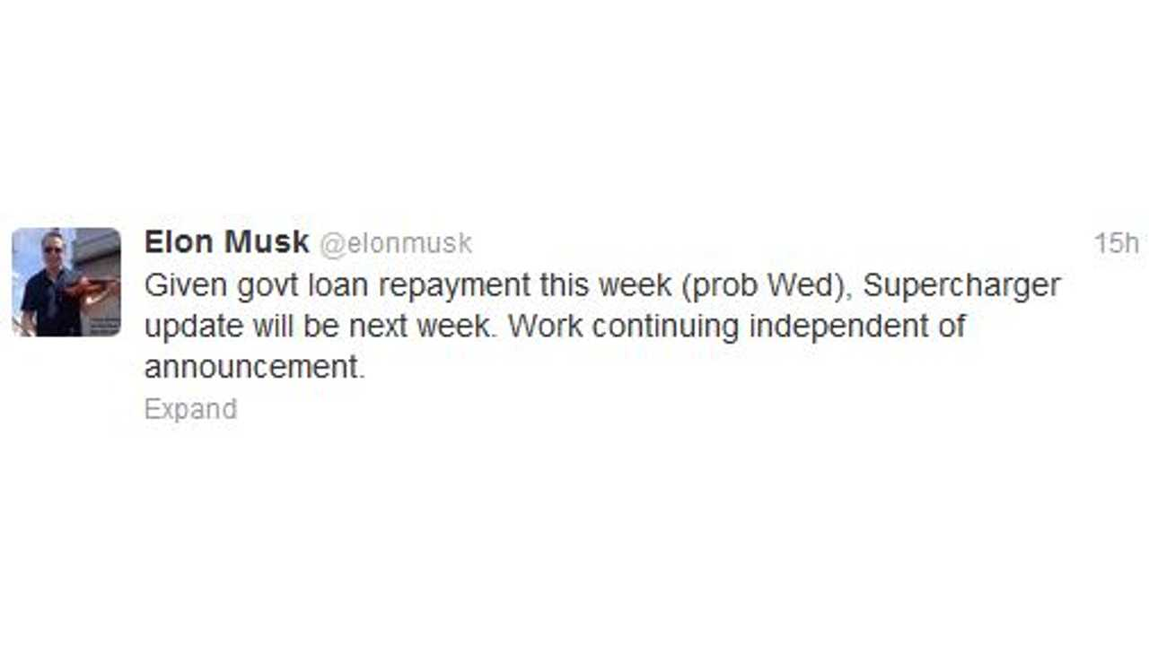 That's the Full Repayment Musk is Referring to Here