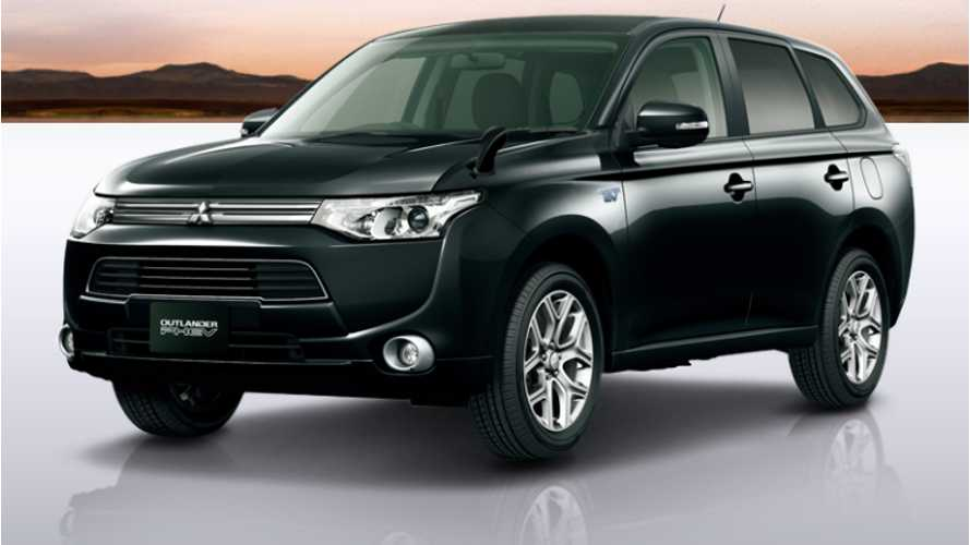 With Battery Issues Solved, Mitsubishi Doubles Production Of Outlander PHEV To Satisfy Demand