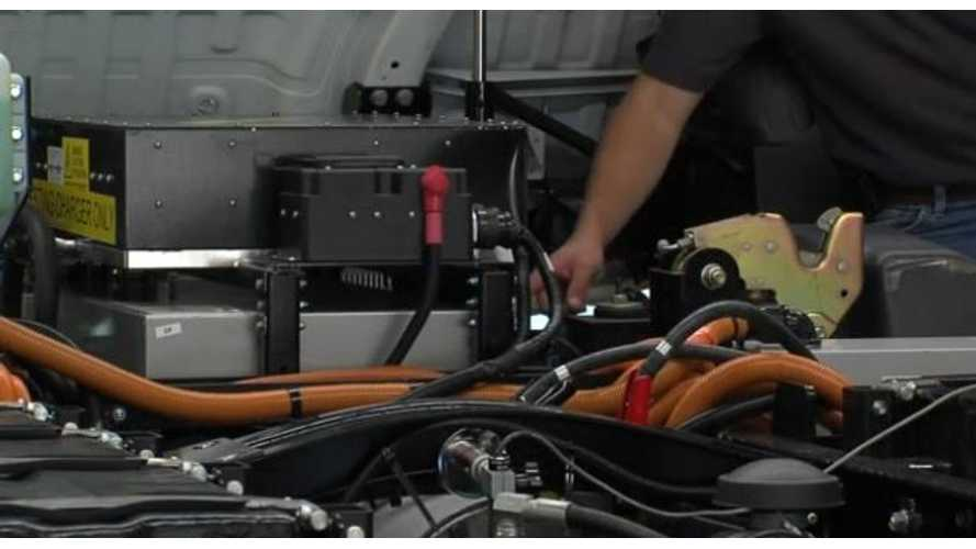 University Adjusts Automotive Technology Program to Focus More on Plug-In Vehicles; Starts Hands-On Education