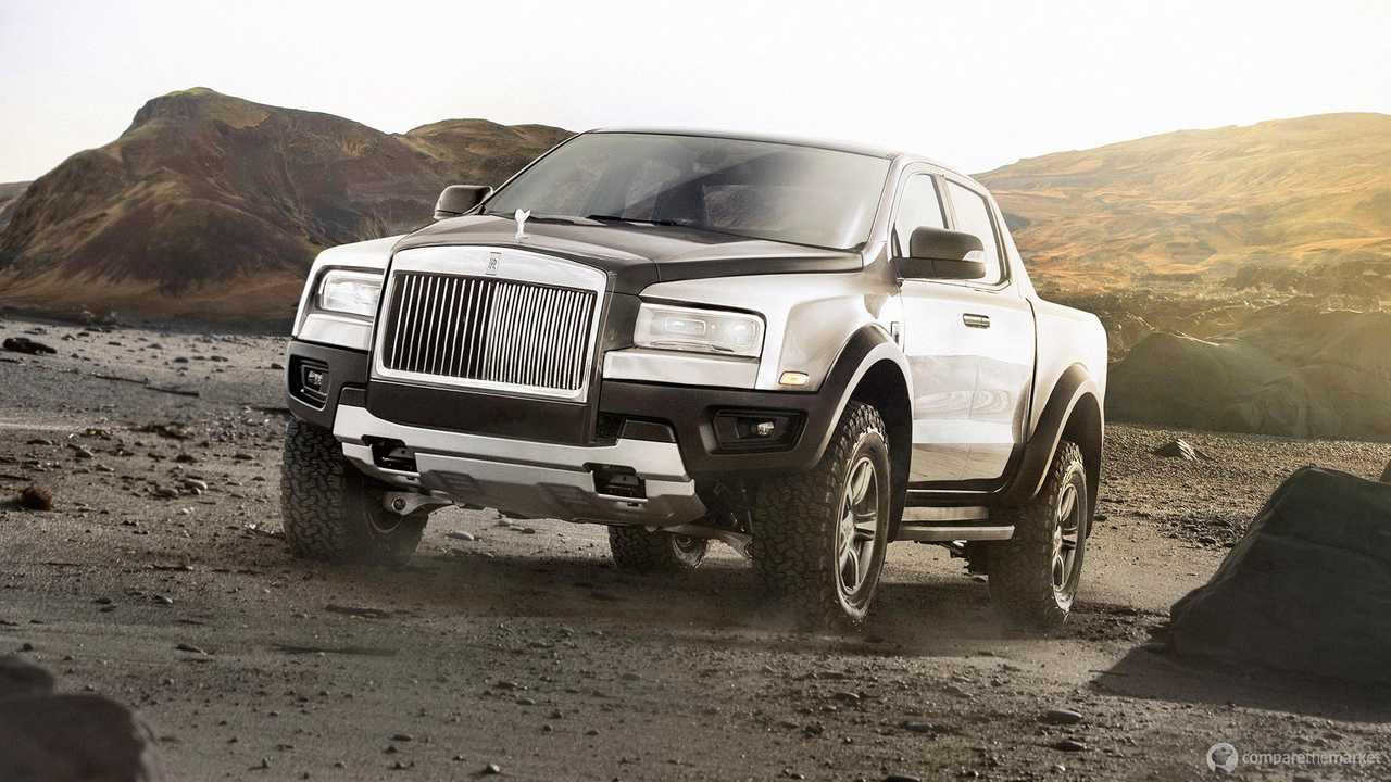 Rolls-Royce Pick-up