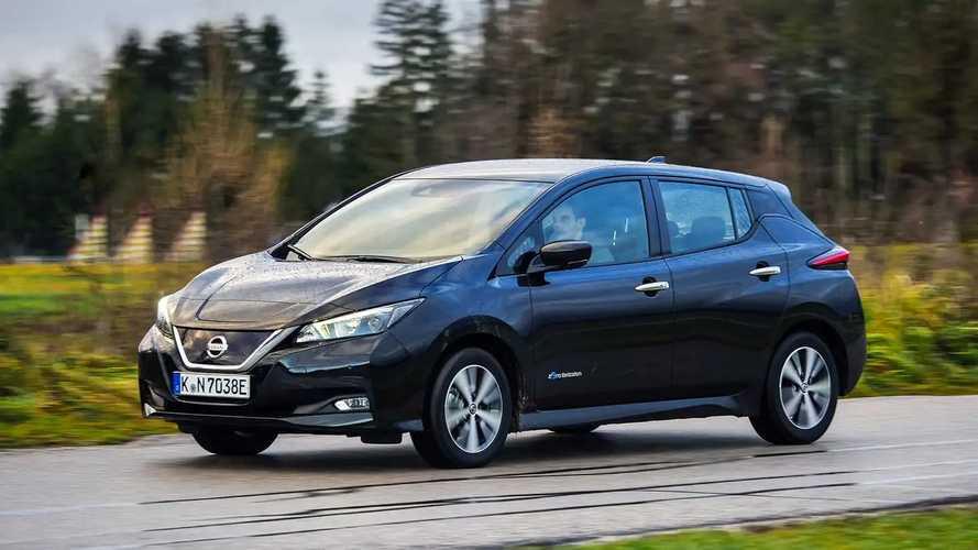 Nissan Leaf (2018) im Test