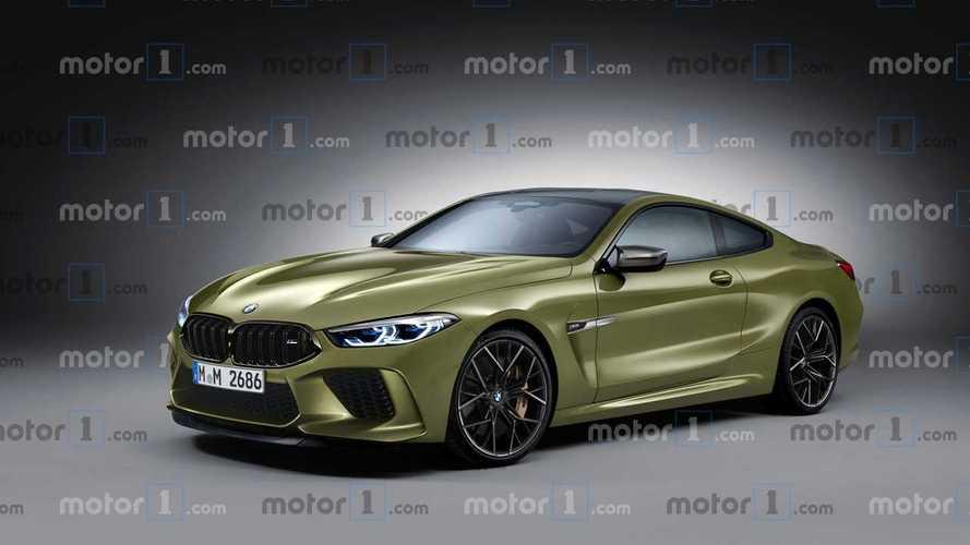 Découvrez notre illustration de la future BMW M8