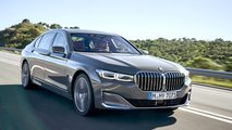 2019 BMW 750Li xDrive und 2019 BMW 745Le xDrive
