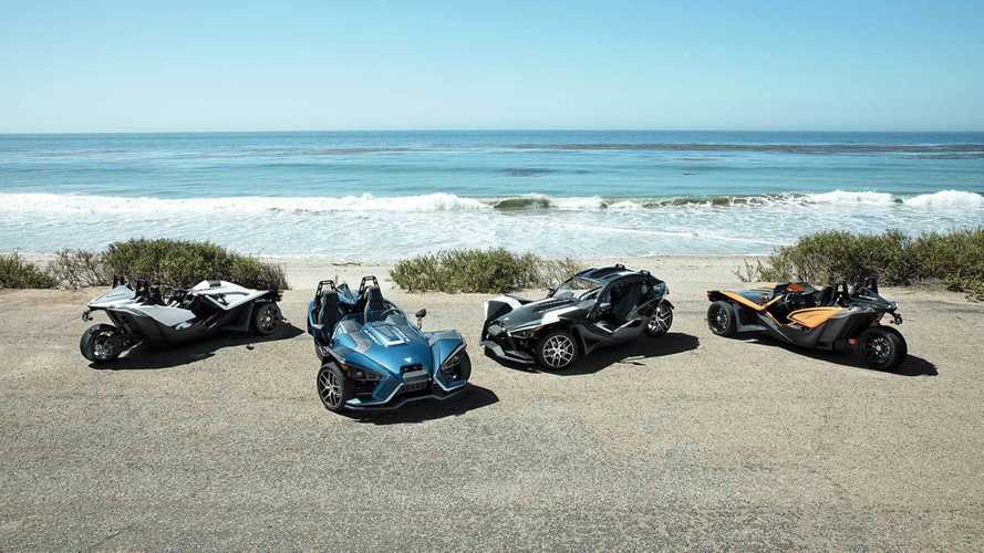 Recall Watch: Polaris Slingshot To Be Checked For Seat Issues