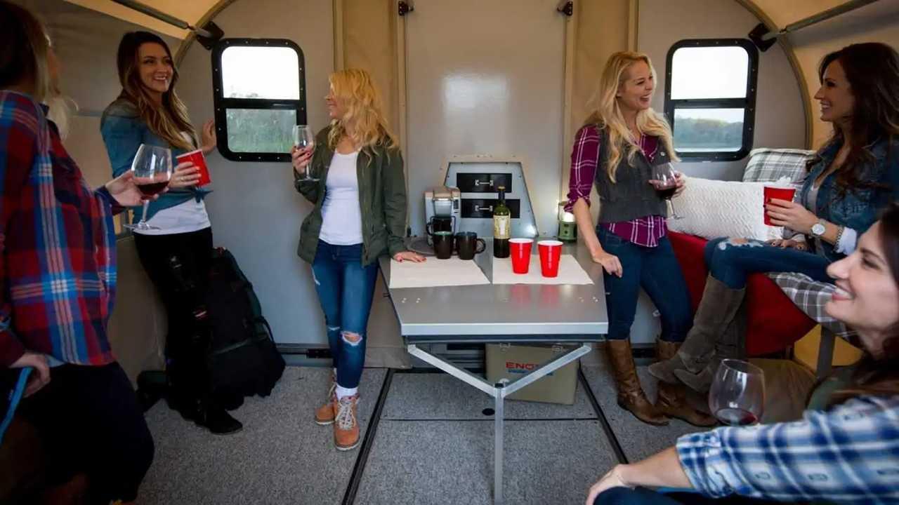 Camp365 Pop-Up Camper Trailer