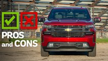 2019 Chevrolet Silverado: Pros and Cons
