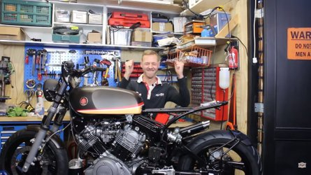 Build A Cafe Racer From A To Z With Chiefpep