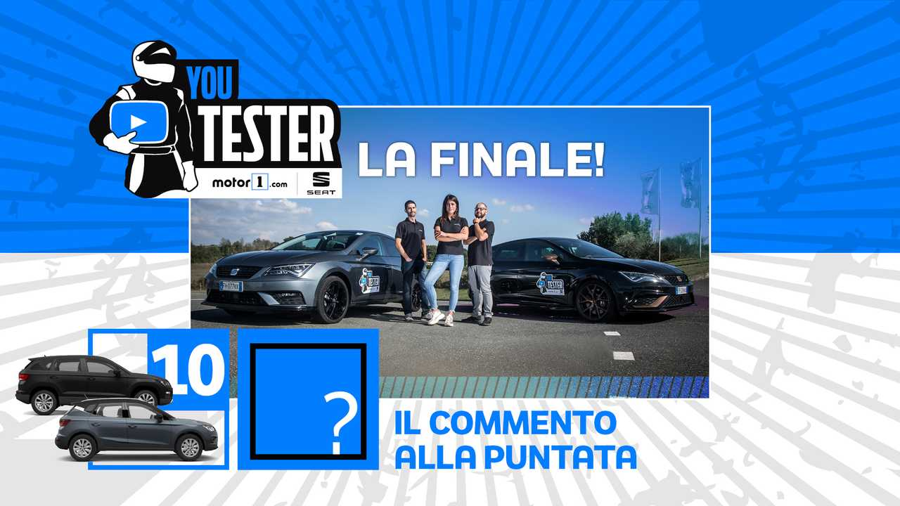 Finale commento youtester