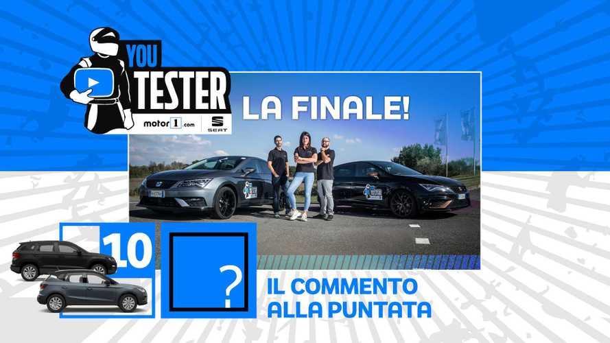 Alessandro Fiuzzi conquista la finale. E' lui lo YouTester 2018