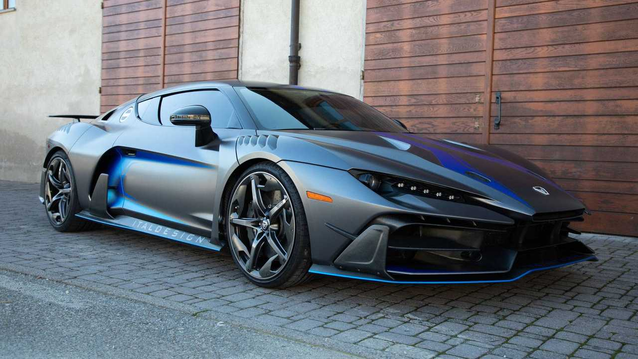 Superdeportivos: Italdesign Zerouno 2018