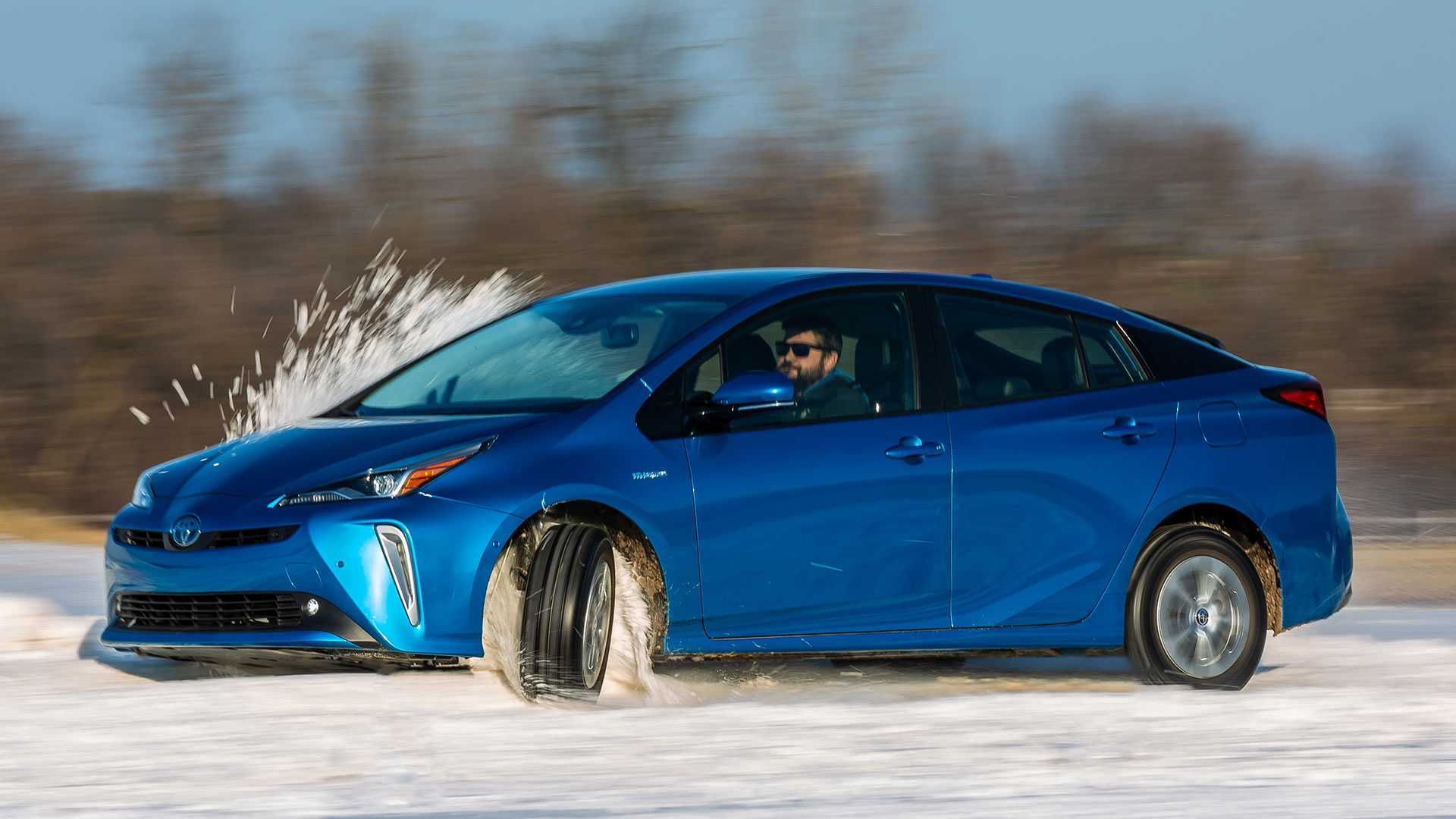 2019 Toyota Prius AWD-e First Drive: Can A Prius Be Fun?