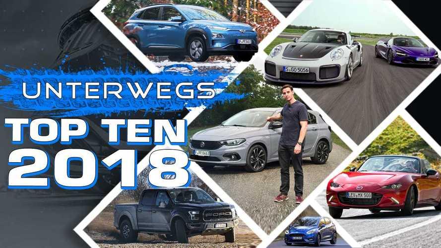 Video: Das sind unsere Top 10 Autos des Jahres