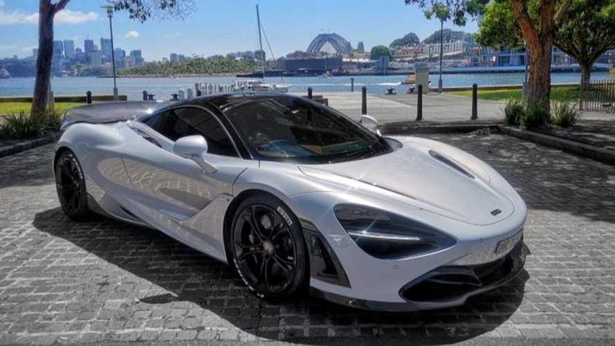 DMC améliore et pousse la McLaren 720S jusqu'à 755 ch !