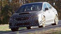 Специальный выпуск Subaru WRX STI Video Teaser