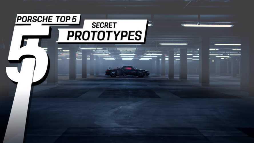 Los 5 concept cars más desconocidos de Porsche