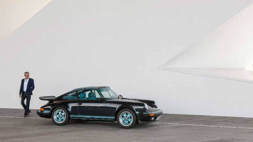 The Story Of Porsche's Coolest Company Car