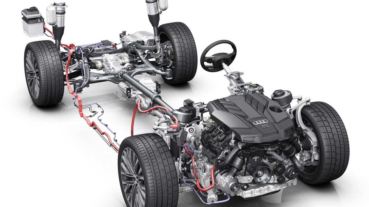 Auto mild hybrid