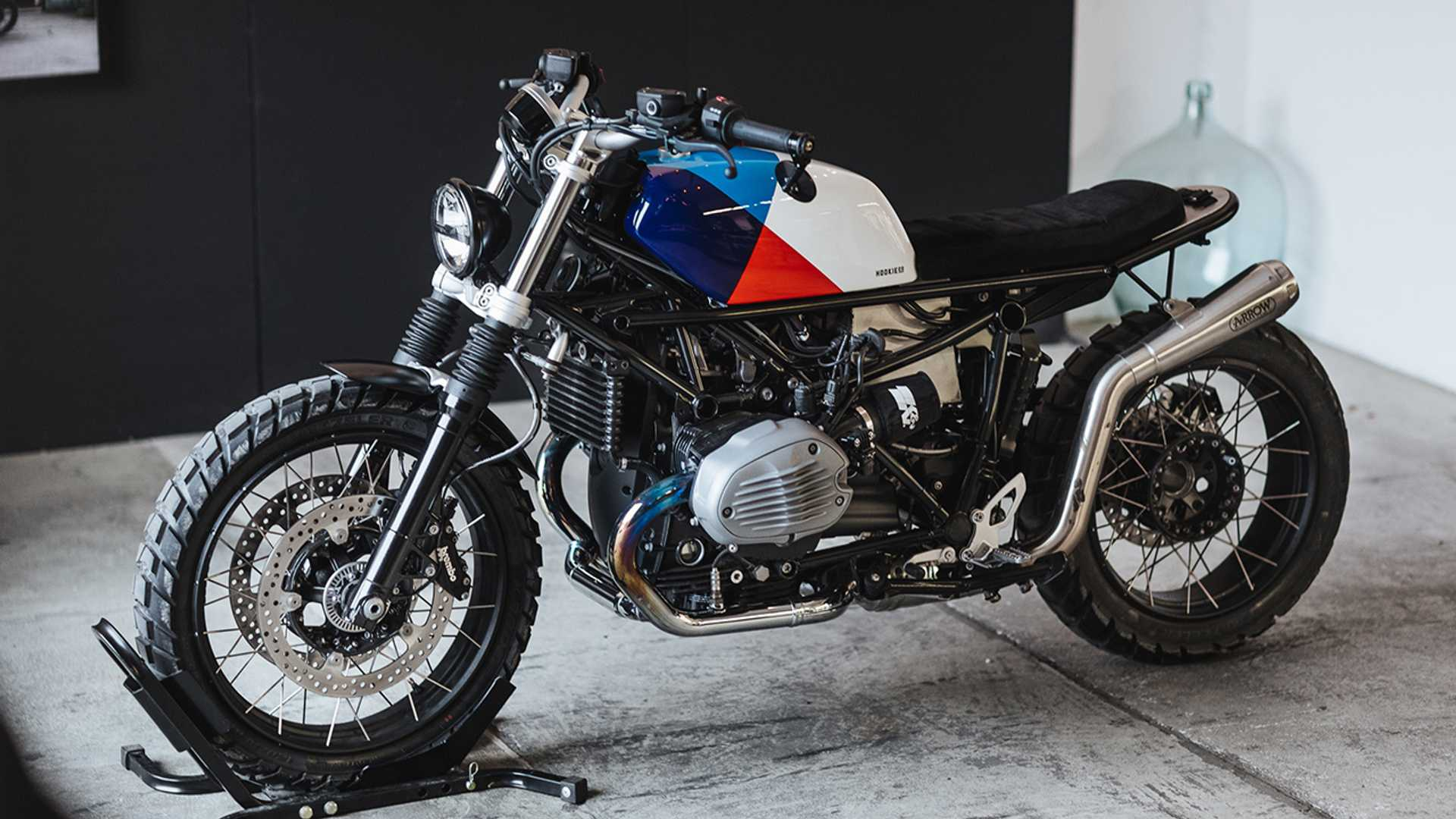 This Kit Lets You Customize Your R NineT At Home