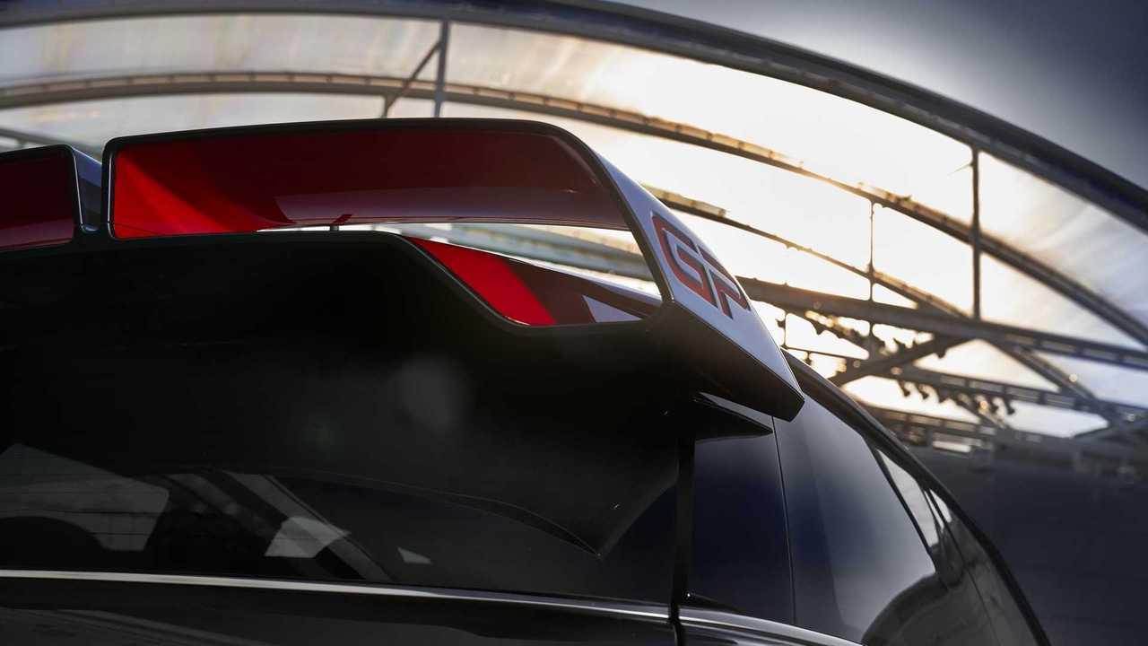 2020 Mini John Cooper Works GP teaser