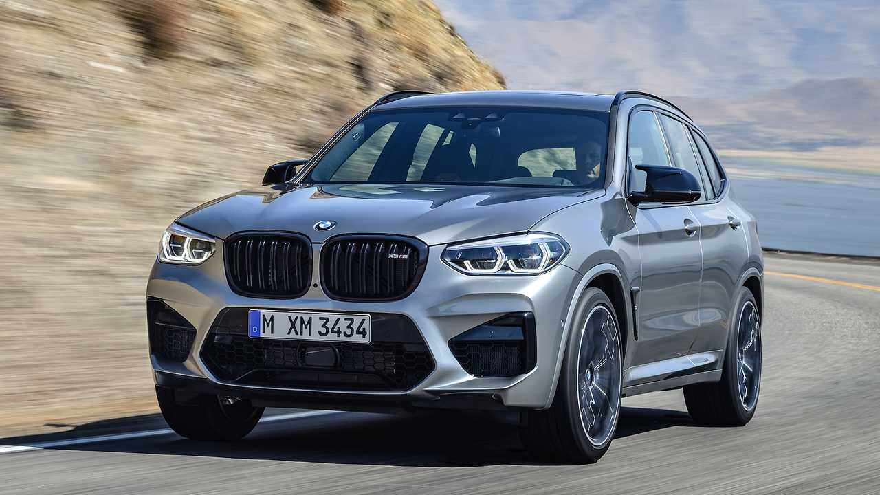 2020 BMW X3M: Performance, Appearance, Release >> 2020 Bmw X3 M Competition First Drive Worthy Of The Badge