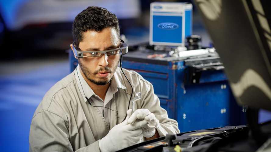 Ford vai usar realidade aumentada para agilizar serviços de pós-venda