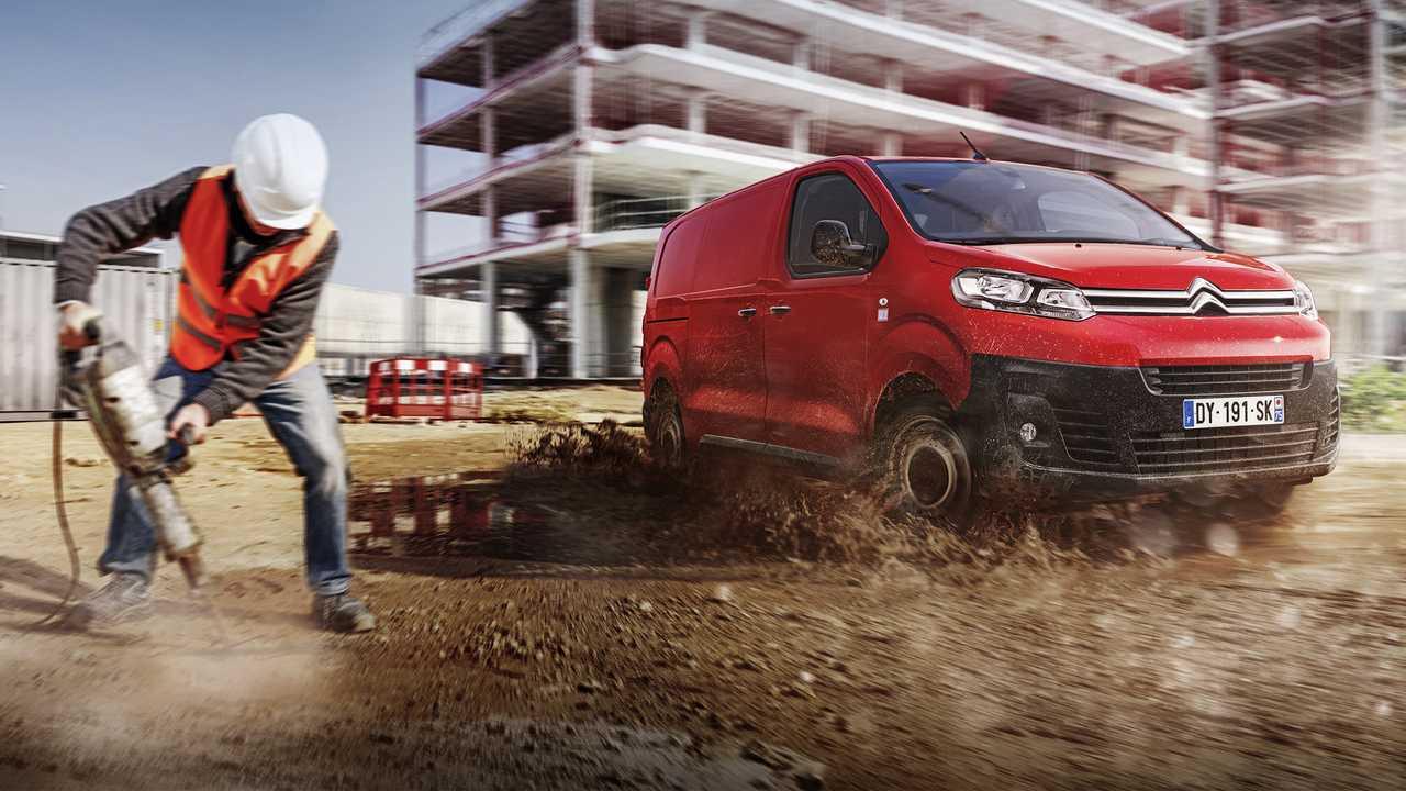 Citroën e Transpotec 2019 con Jumper e Berlingo Van