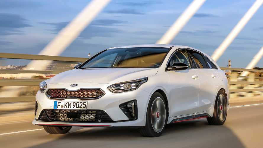 Kia ProCeed GT и ProCeed GT-Line