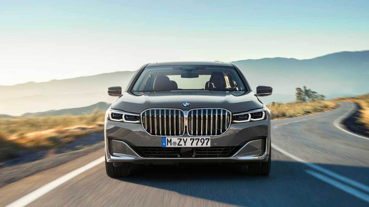 BMW Serie 7 Restyled (2019)
