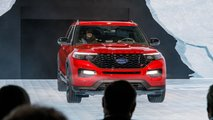 2020 Ford Explorer ST Live NAIAS