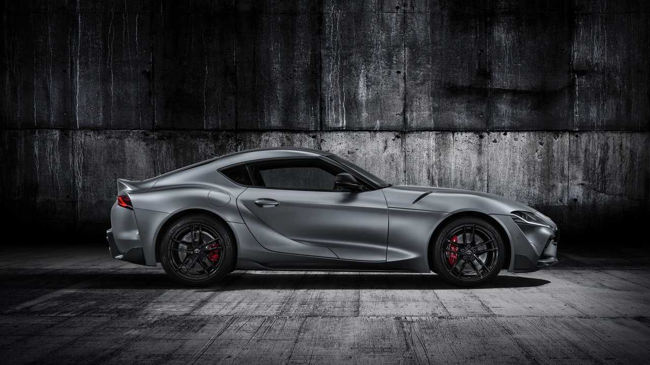 Euro-Spec Toyota Supra Limited To Just 900 Units In 2019