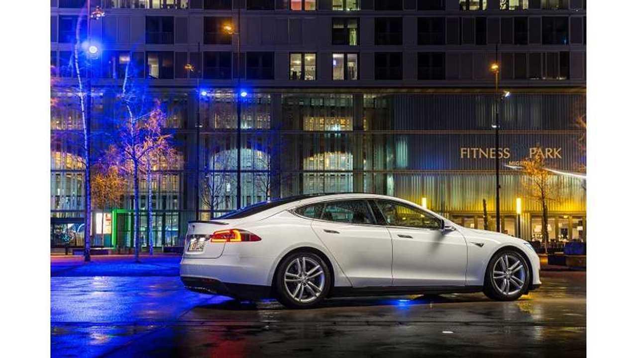 Top Gear Comparison: Tesla Model S Crushes Maserati Ghibli