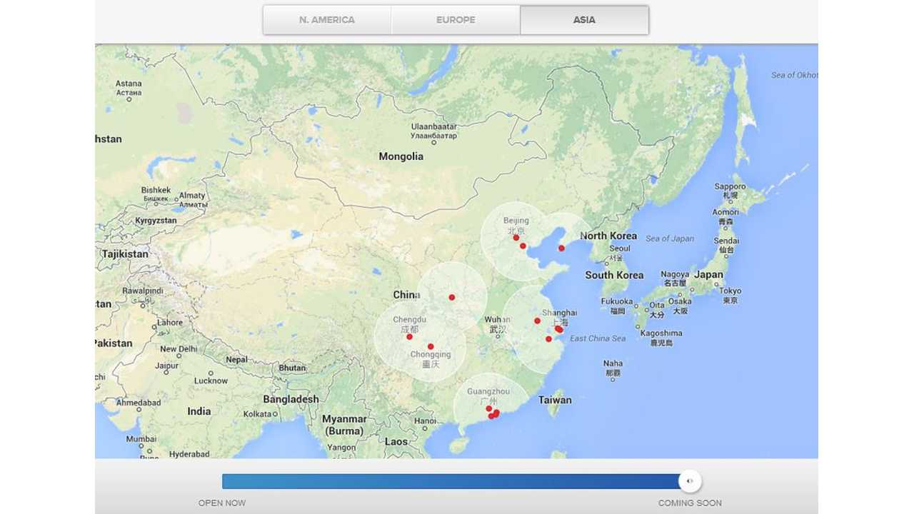 coming soon tesla supercharger asia