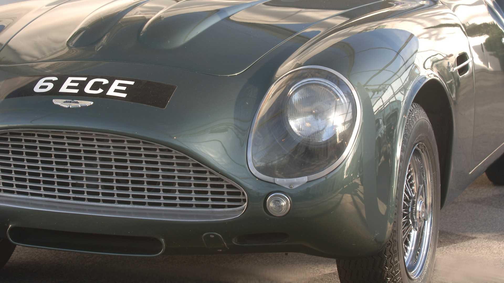 why the aston martin db4 gt zagato is worth 13 million motorious. Black Bedroom Furniture Sets. Home Design Ideas