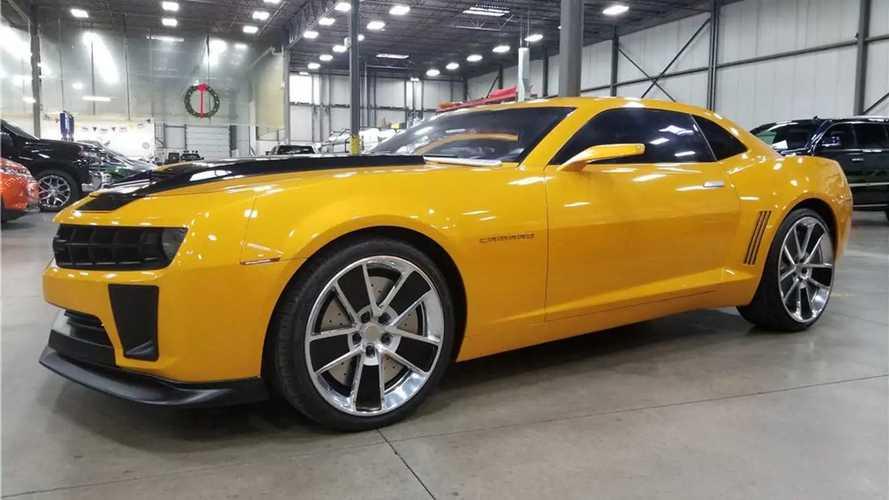 Les Chevrolet Camaro des Transformers à vendre