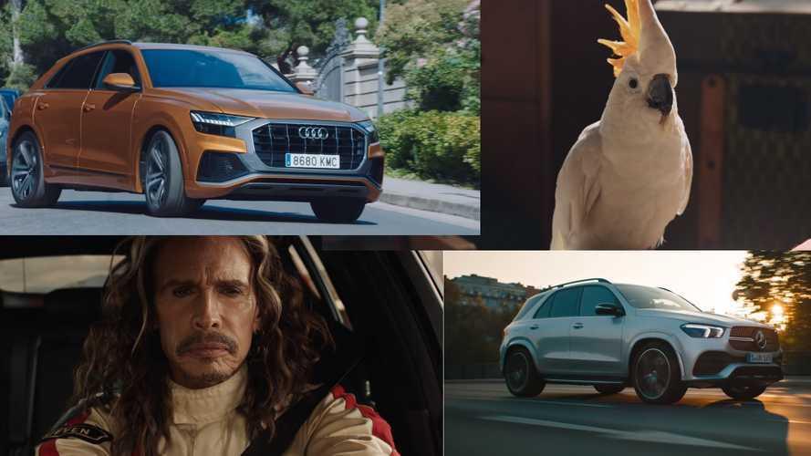 Descubre los mejores anuncios de coches del año 2018