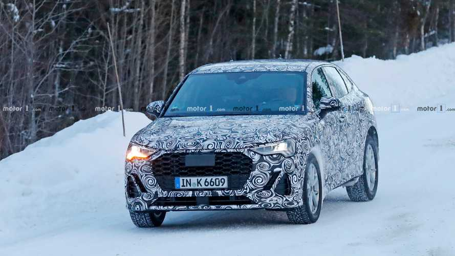2020 Audi Q4 new spy images