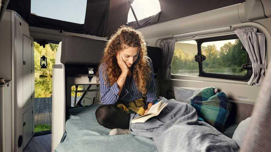 ford transit custom nugget innenraum f r 2019. Black Bedroom Furniture Sets. Home Design Ideas