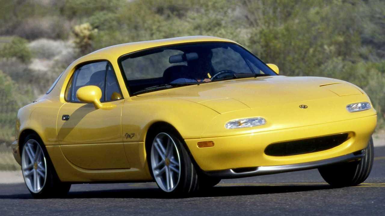 Mazda Miata M Coupe Concept