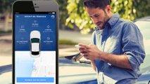 Bridgestone connessa ad app