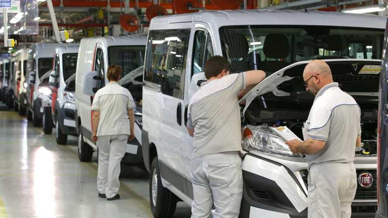 FCA PSA produzione Sevel