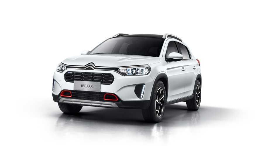 Citroën C3-XR: SUV-Auffrischung für China