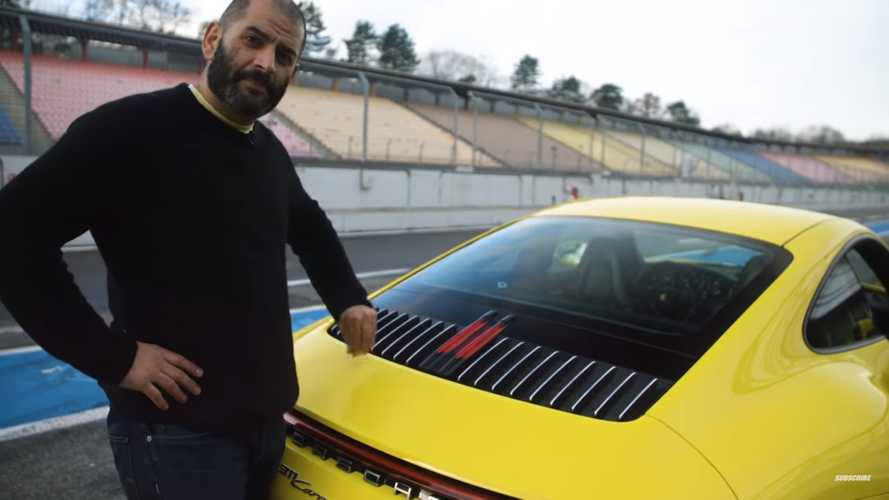 Chris Harris Massively Impressed By The New Porsche 911