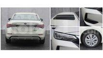 Nissan Sentra 2020 - Imagens vazadas