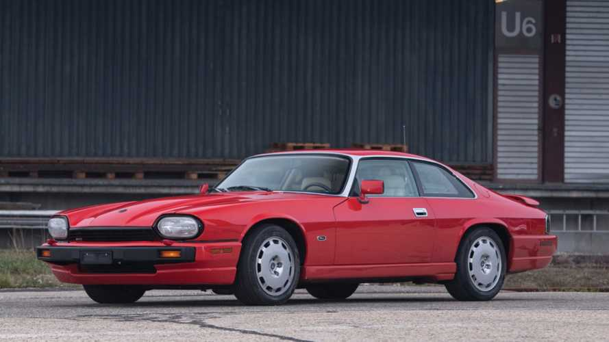 Buy this rare left-hand drive Jaguar tuned by a Le Mans Team