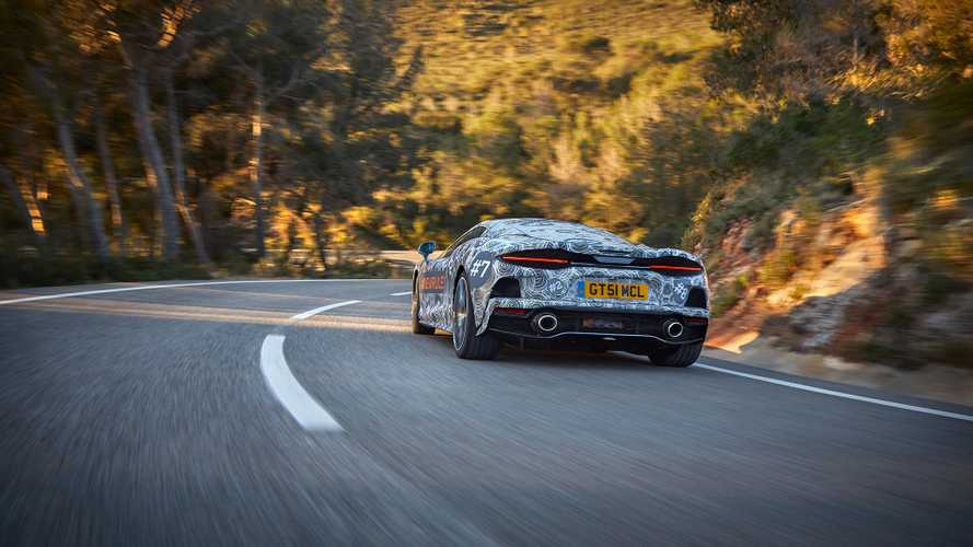 La nouvelle McLaren GT sera au salon Top Marques de Monaco