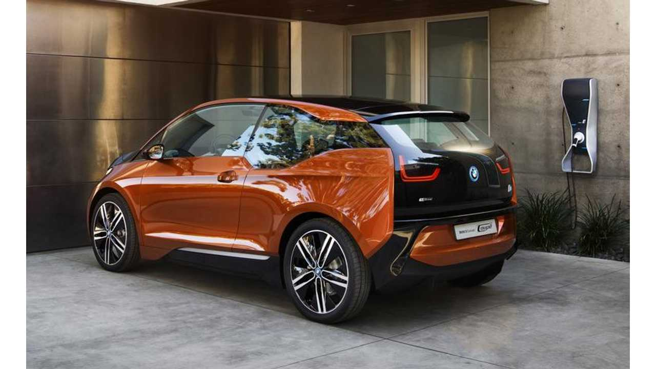 BMW i3 Coupe Concept Is The Third i Brand Vehicle To Be Shown