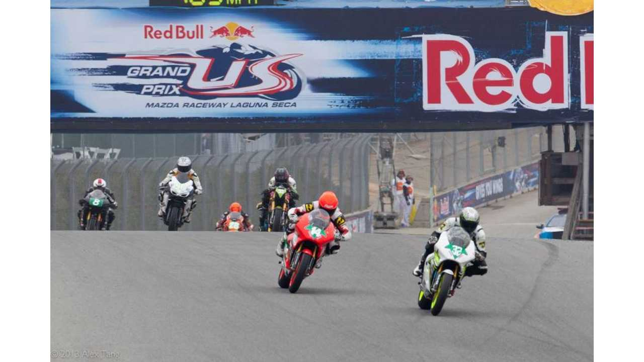 FIM eRoadRacing World Final Cancelled; Winners For the Season are Icon Brammo in NA and Zongshen in Europe